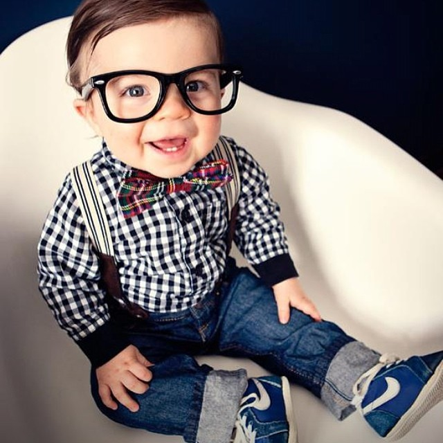 This might just be the coolest kid ever.. And when I have one later on in life it will look like this