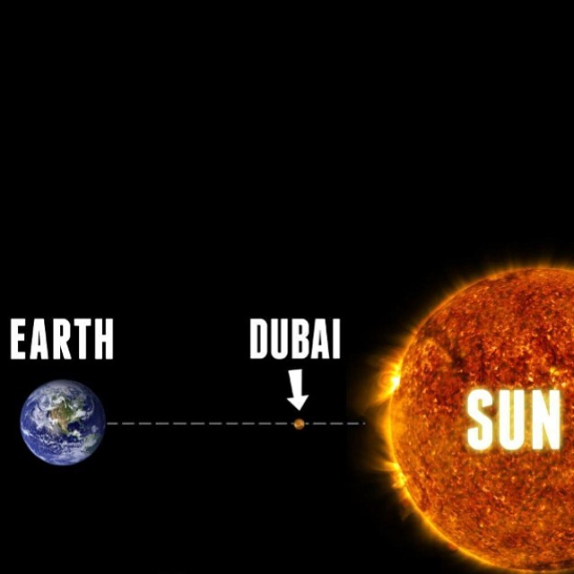 Figured out why it's so hot in my new home, Dubai