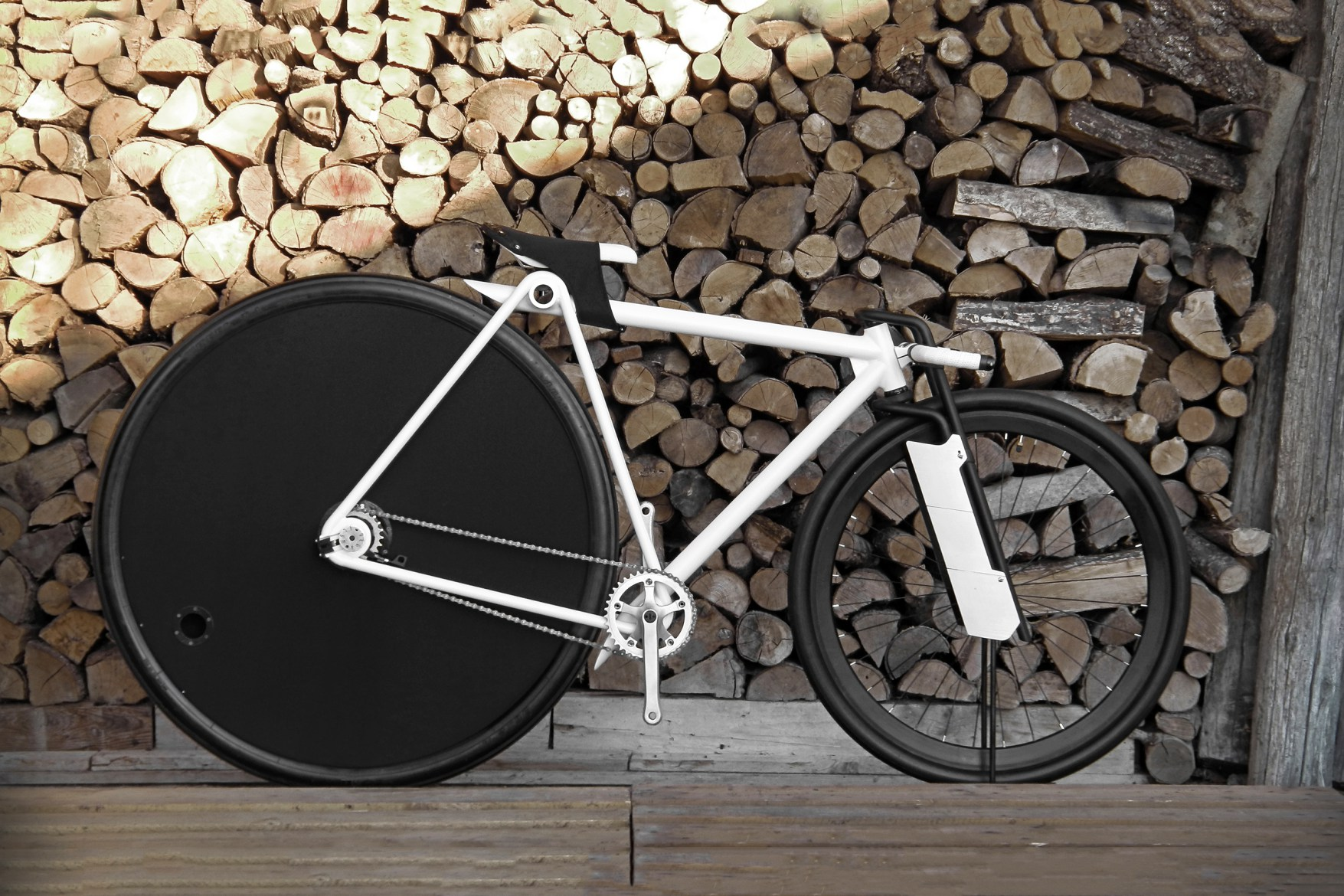 Mind Blowing Bicycle